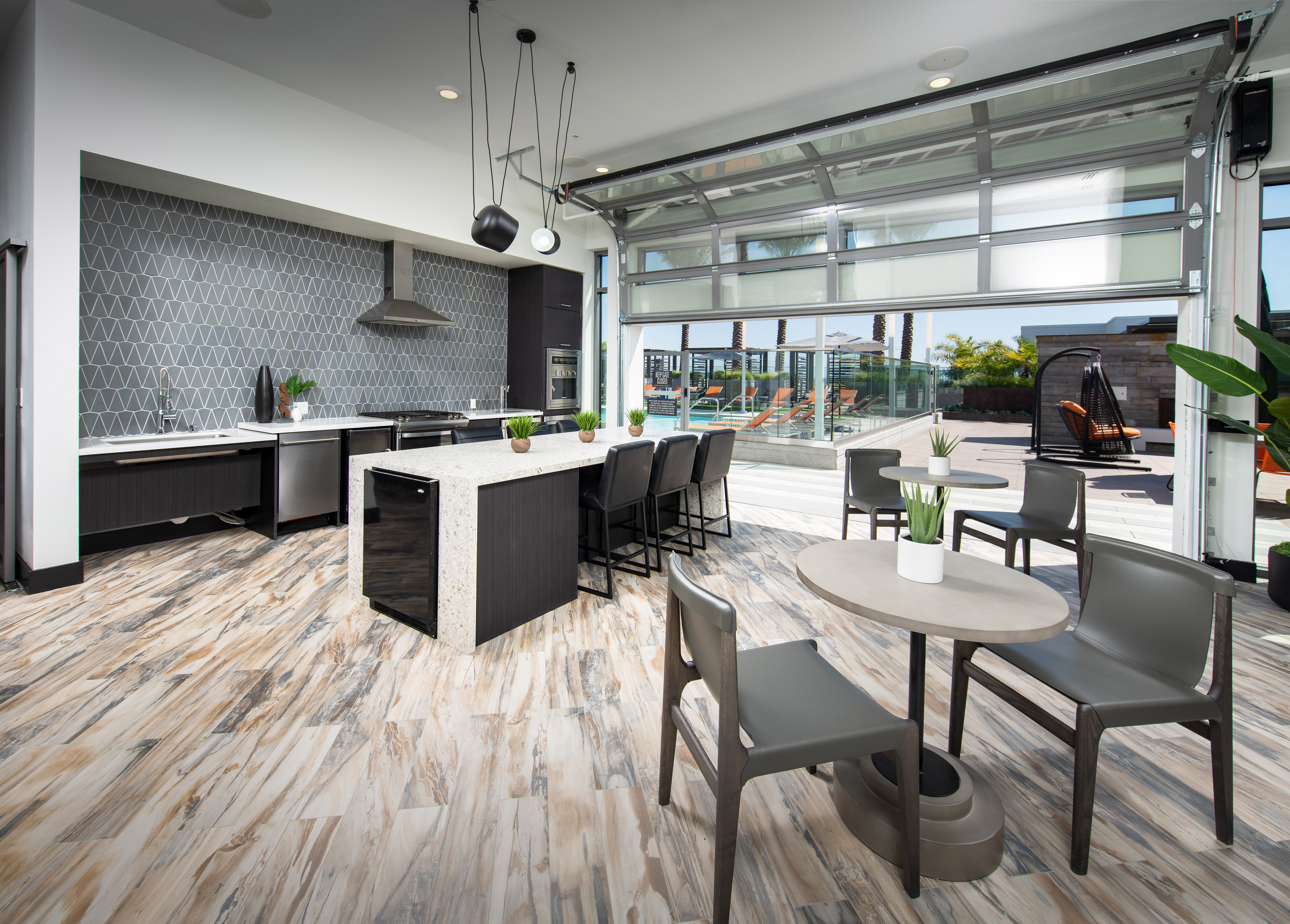 Anton Aspire Roof Top Clubhouse